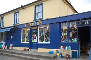 Wiseman's shop in Durrus