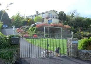 House for sale in West Cork, with sea views, near Durrus