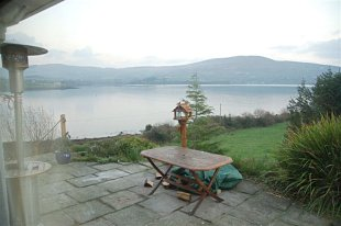 House for sale in West Cork - Sea view from the bedroooms